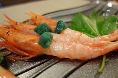 甘エビの青い卵は見た目はアレだけれど美味しい!お勧めの食べ方は?
